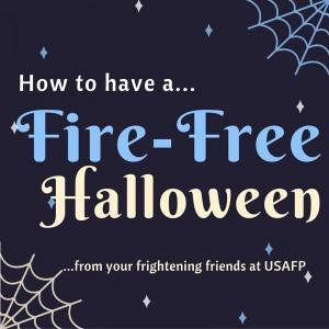 FIRE-FREE halloween