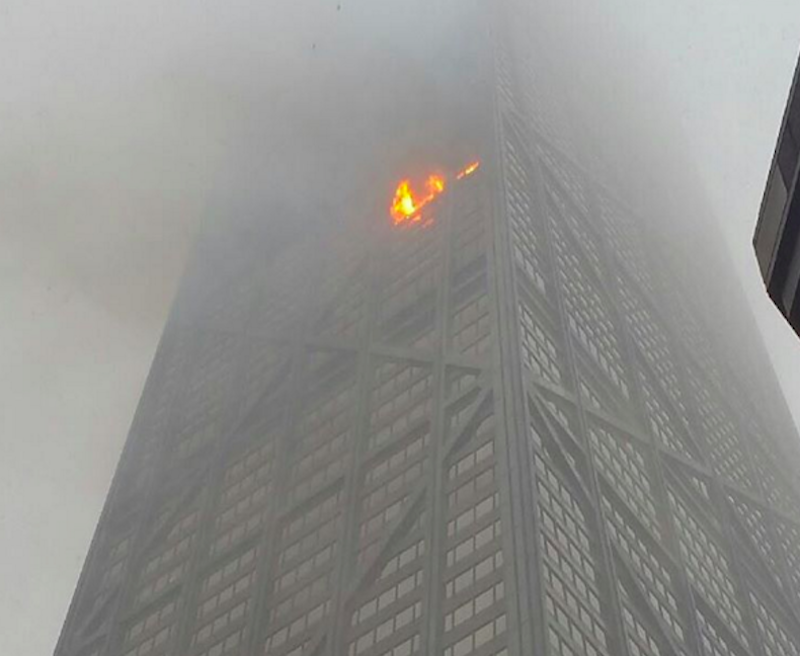 Image credit: http://gawker.com/reports-fire-rages-on-50th-floor-of-john-hancock-skysc-1743969287
